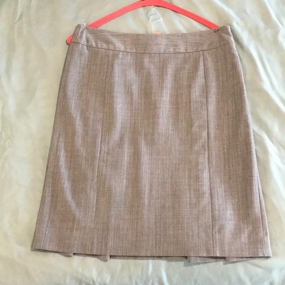 White House Black Market Dresses & Skirts - WHBM Grey Pencil Skirt